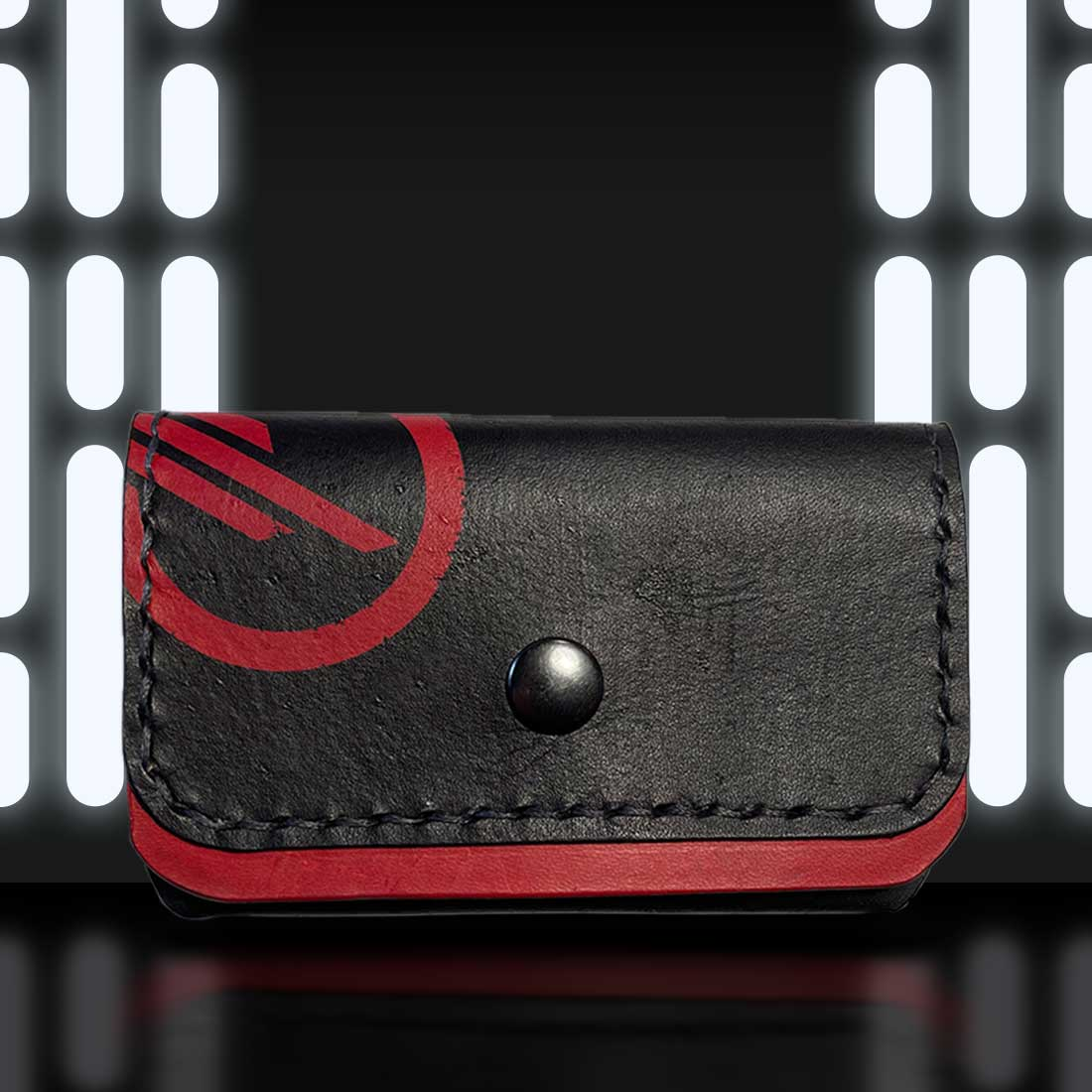 Inferno Squad Snap Wallet