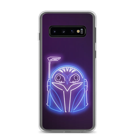 The Nite Owls Bo Katan - Samsung Case