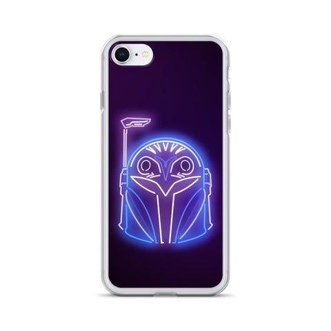 The Nite Owls Bo Katan - iPhone Case