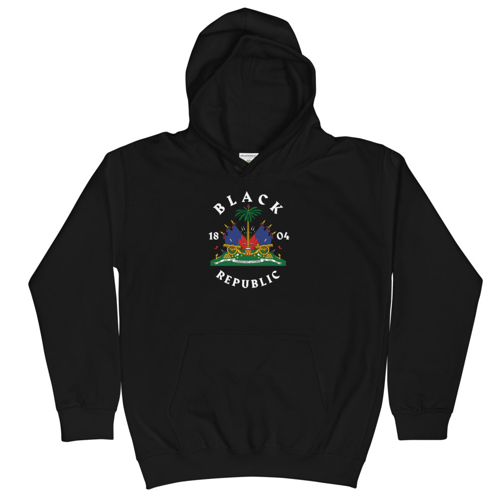 Coat Of Arms - Kids Hoodie