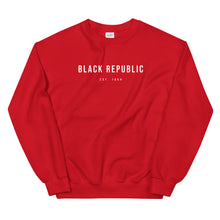 Load image into Gallery viewer, Black Republic 1804 Classic - Unisex Sweatshirt