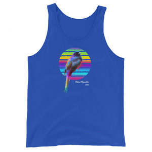 Hispaniolan Trogon - Unisex Tank Top