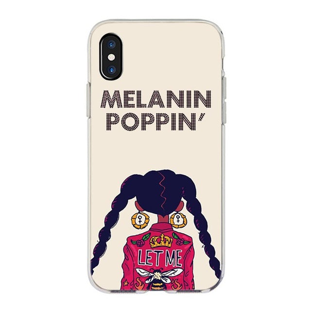 Melanin Queens iPhone Cases - Minding My Business