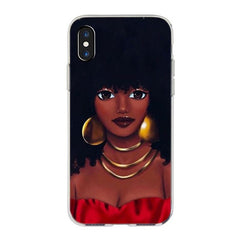 Melanin Queens iPhone Cases - Empress
