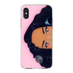 Melanin Queens iPhone Cases - Good Vibes Only