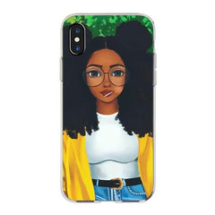 Melanin Queens iPhone Cases - Geek-Squad