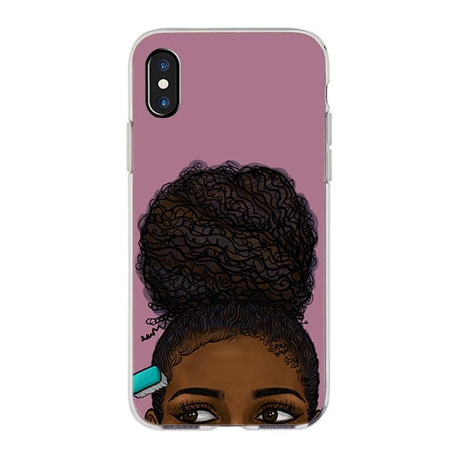 Melanin Queens iPhone Cases - The Unkown