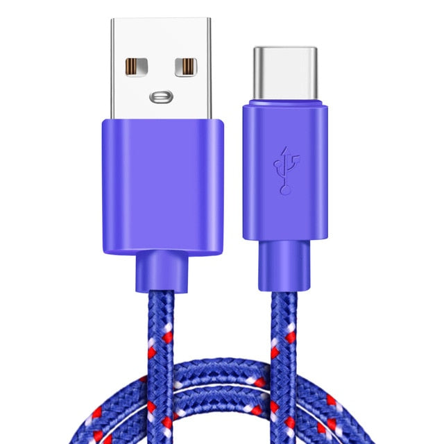 USB Type C Fast Charging Cable