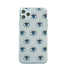 Pattern Clear Phone Cases For Samsung
