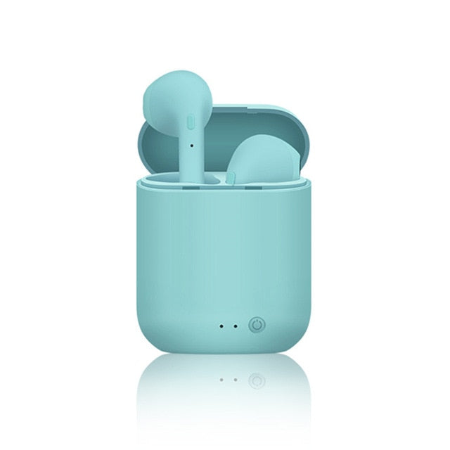 Mini AirPods with Charging Case