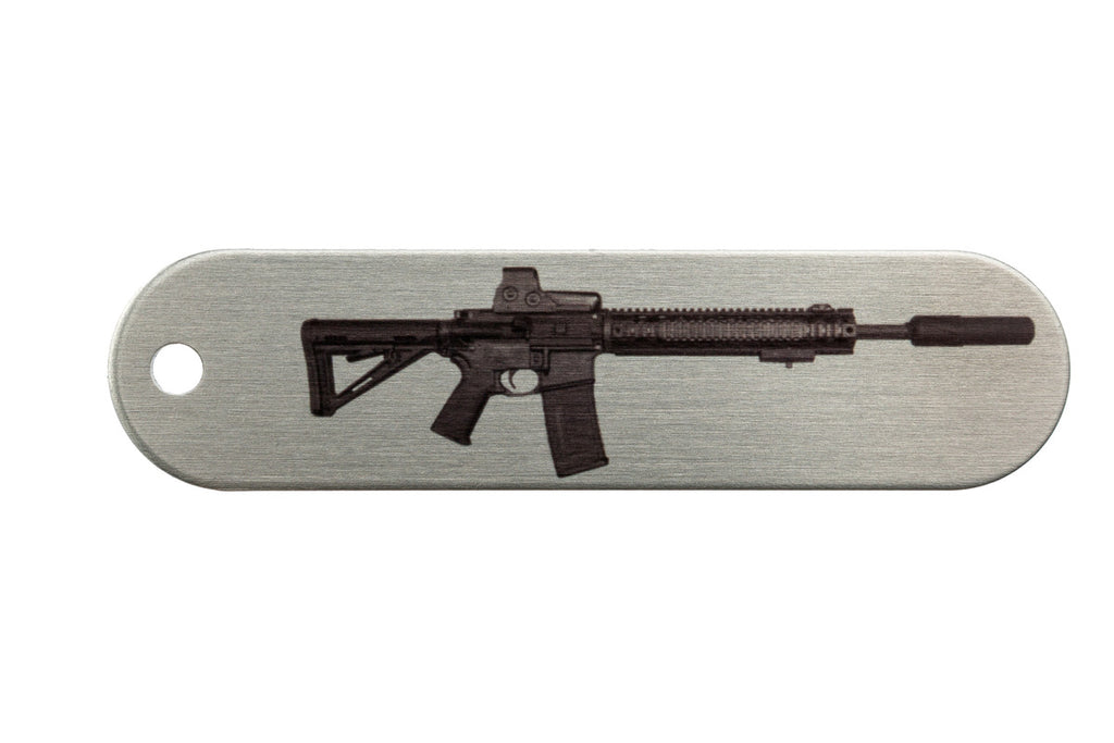 AR15 Tactical Tag
