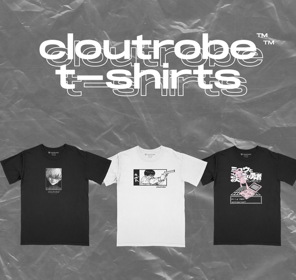 Cloutrobe™ October T-Shirts Collection
