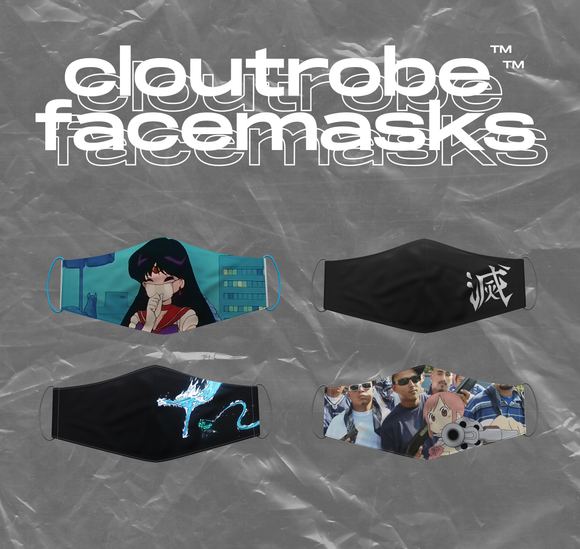 CloutRobe™ FaceMasks
