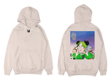 Billie Eilish X Rick and Morty Hoodie