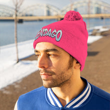 Load image into Gallery viewer, Endago Skateboards Pom Pom Beanie