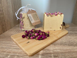 Dusky Rose Botanical Soap