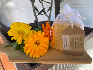 Pure Honey & Calendula Soap