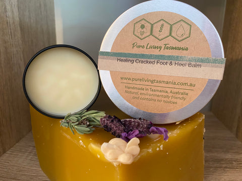 Healing Cracked Heel & Foot Balm
