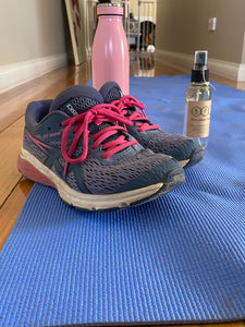 Yoga Mat Refresh Spray