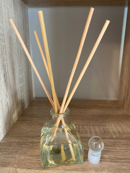 Rose + Geranium Home Diffuser