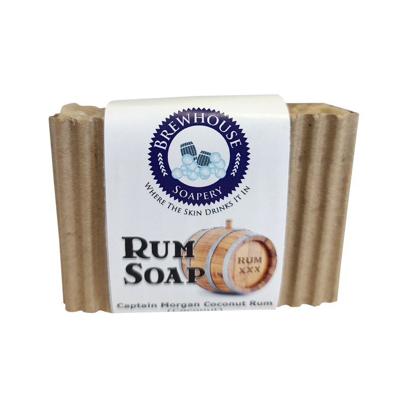 Cappi Morgan Coconut Rum Soap
