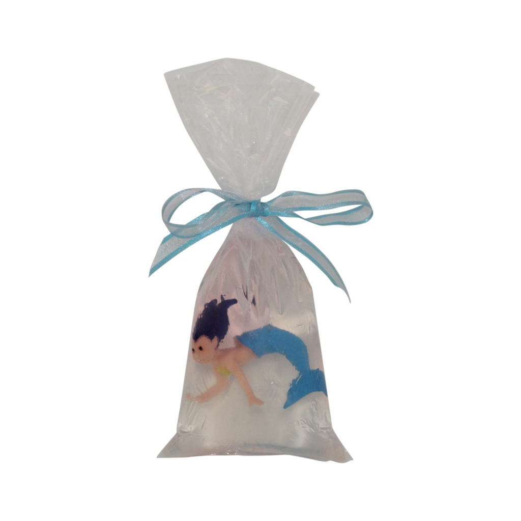 Fish or Mermaid in a Bag Soap