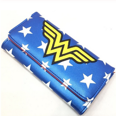 Wonder Woman Clutch Bag