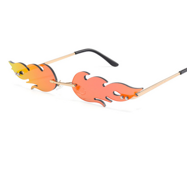 Fire Flame Sunnies