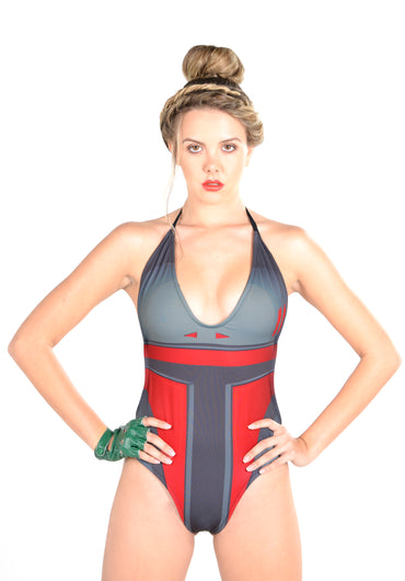 Boba Fett Swimsuit