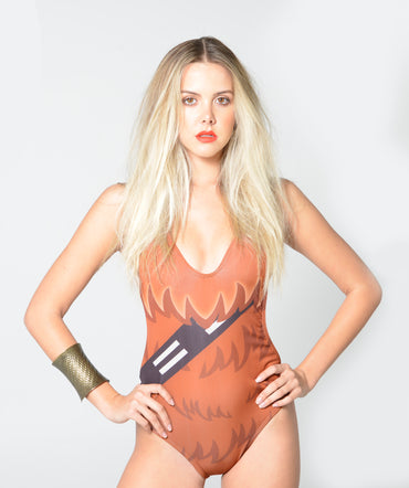 Chewbacca Swimsuit