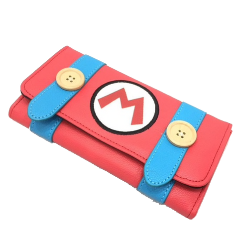 Mario Brothers Clutch Bag