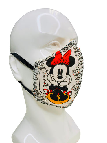 Minnie Mouse Face Mask