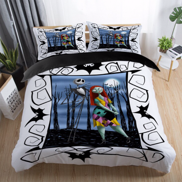 Nightmare Before Christmas Bed Set