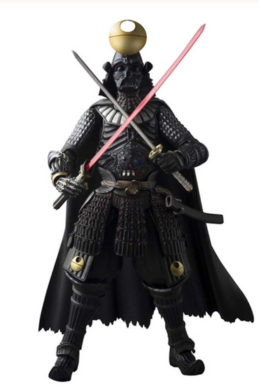 Samurai Darth Vader Action Figure