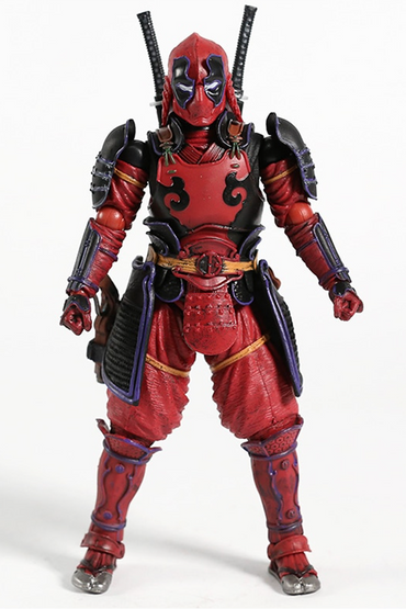Samurai Deadpool Action Figure