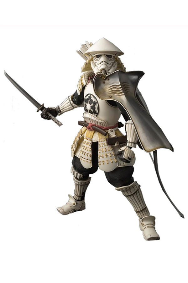 Samurai Storm Trooper Swordsman Action Figure