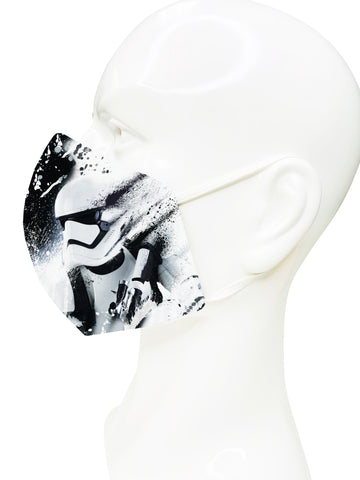 Storm Trooper Face Mask