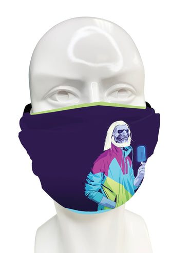 Ice Walker Ice Cream Face Mask