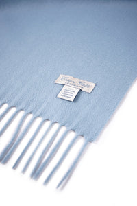 Cesare Gatti Scarf light blue