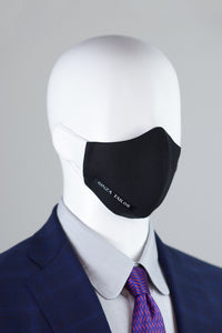 SUMMER BESPOKE MASK  black