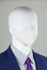 SUMMER BESPOKE MASK  white