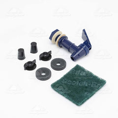 Replacement Kit for Berkey Light System w/ Black Berkey Elements (small plugs) | Replacement Kit for Berkey Light System w/ Black Berkey Elements (large plugs)