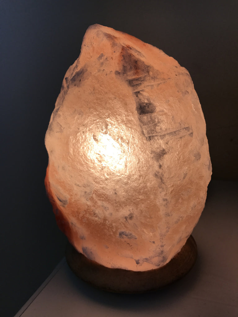 Himalayan Original Pink 2 3 Kg Rock Salt Lamp From