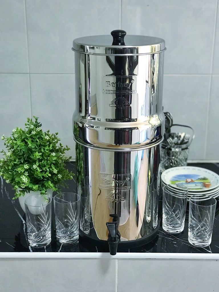 Big Berkey 8 5 Liters Berkey Water Filters Uk Amp Eu