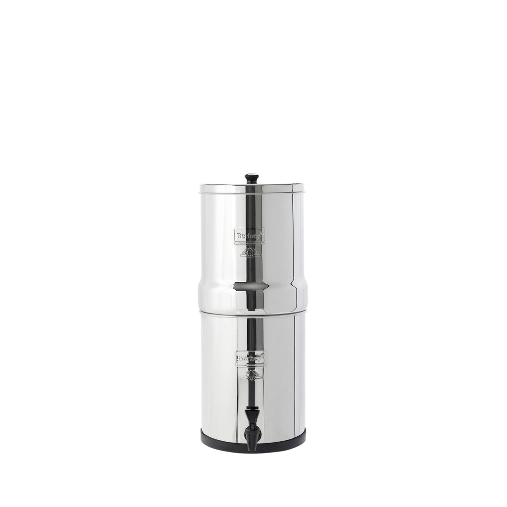 Travel Berkey system  -  5,7 Liters