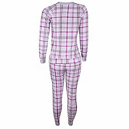 Covington Women's Fleece Pajama Top & Pants