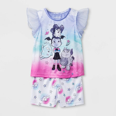 Vampirina Toddler Girls' 2 pcs Pajama Set