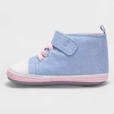 Surprize Baby Girls' High Top Sneaker Mini Shoes