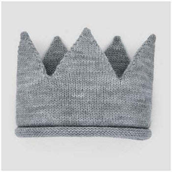 Cloud Island Baby Knit Crown