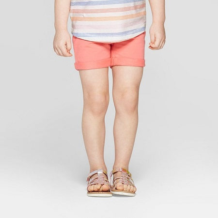 Cat & Jack Toddler Girls' Bermuda Shorts